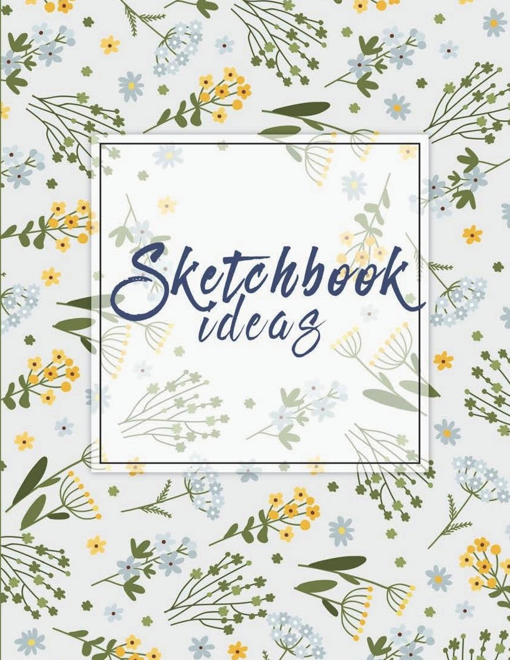 Sketchbook ideas A Journal With Blank Paper For Drawing