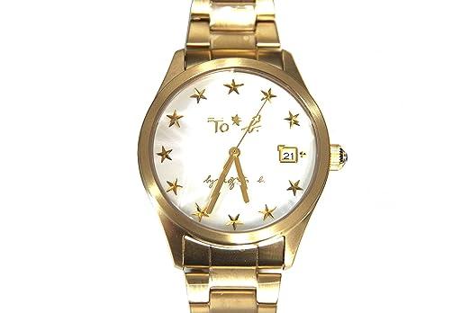 online retailer 4b200 0bcf9 Amazon   アニエスベー 腕時計 agnes b レディース 時計 ...