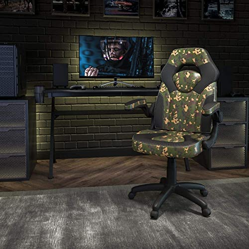 Flash Furniture X10 Gaming Chair Racing Office Ergonomic Computer PC Adjustable Swivel Chair