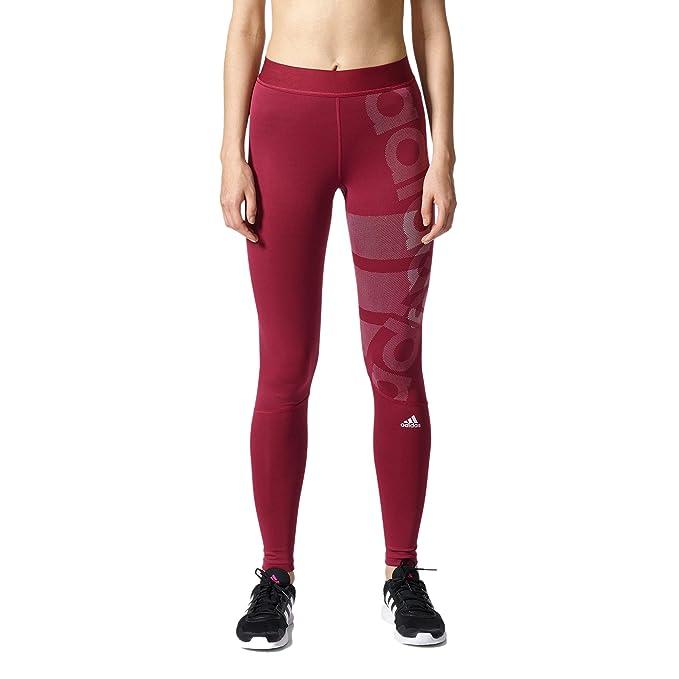 Adidas Frauen Techfit lange Strumpfhosen, Kompression Leggings (Extra