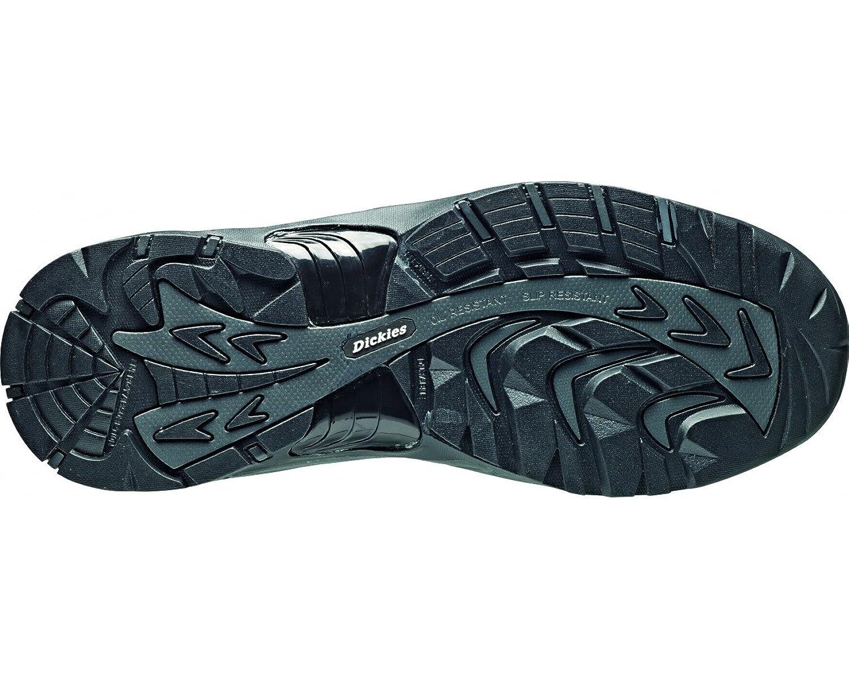 Dickies Mens Preston Work Safety Steel Toe Cap Midsole Leather Boots:  Amazon.fr: Bricolage