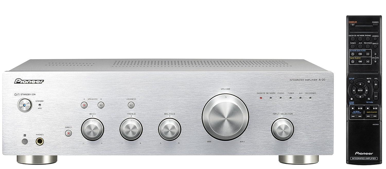 Migliori amplificatori HiFi da 200 euro Pioneer A20