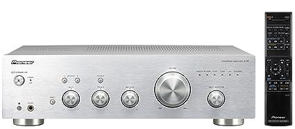 Pioneer A-20-S - Amplificador estéreo (140 W, Botones ...