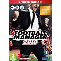 SEGA Football Manager 2018 - Limited Edition