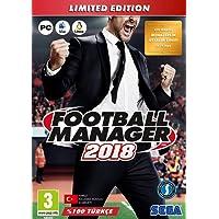 SEGA Football Manager 2018 - Limited Edition
