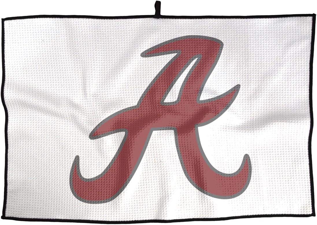 Golf Towel Alabama Elephant Microfiber Sports Towel Player Towel 23.6x15 Inches