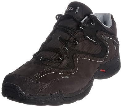 Salomon Women's Elios 2 Gtx AsphaltBlack Walking Shoe