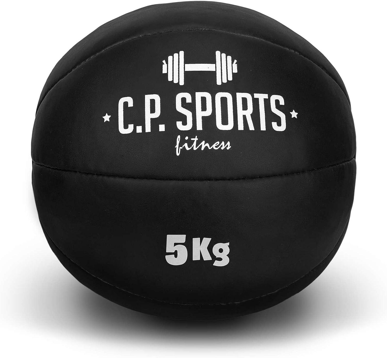 C.P. Sports – Balón Medicinal (para Crossfit, Disponible en Pesos ...