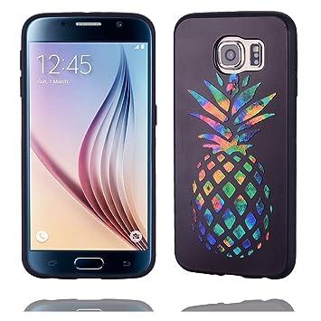 EarthNanLiuPowerTu Samsung Galaxy S6 Carcasa, Case de ...