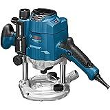 Bosch Professional GOF 1250 CE, 1.250 W Nennaufnahmeleistung, 10.000 – 24.000 min-1 Leerlaufdrehzahl, Kopierhülse 17 mm, L-BOXX, Parallelanschlag