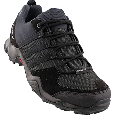 adidas AX2 Climaproof Mens Hiking Shoe 11.5 Black/Granite/Dark Grey: Clothing