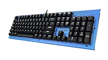 Azio MK HUE Azul - Teclado mecánico retroiluminado