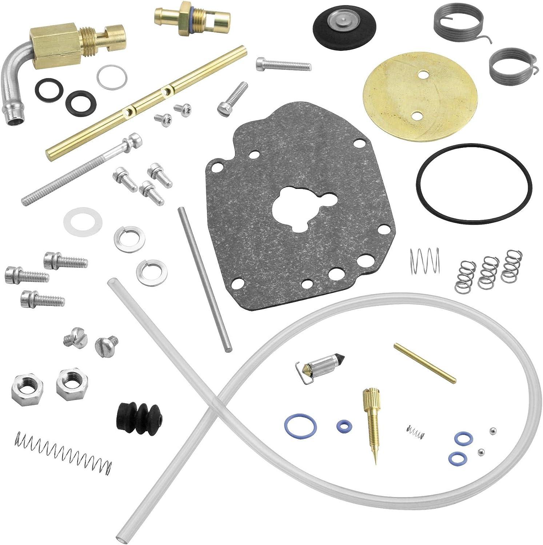 S/&S Cycle Super D Carburetor Body Rebuild Kit 11-2906