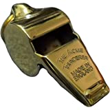 Acme Thunderer No 60.5 Small, Solid Brass Pea Whistle by ACME
