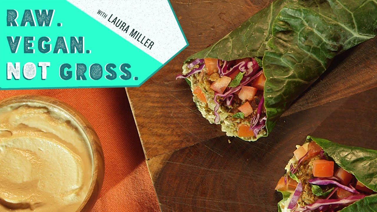 Baked Falafel   Raw. Vegan. Not Gross
