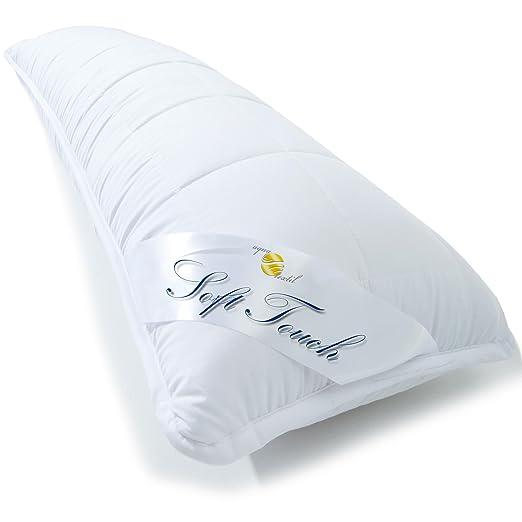 aqua-textil Almohada para Dormir de Lado kochfestes Juego de ...