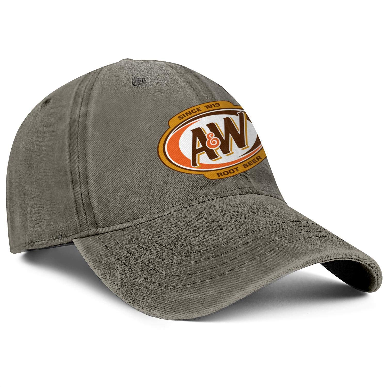 WintyHC A/&W Restaurants 1919 Cowboy Hat Trucker Hat Adjustable Fits Baseball Cap