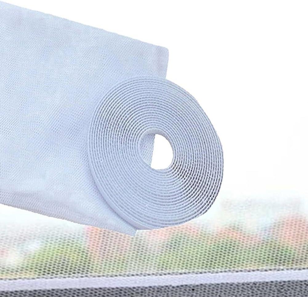 Cortinas Autoadhesivas para Ventana con mosquitera y Velcro para el hogar JIALONGZI Negro Invisibles Autoadhesivas 130 * 150CM