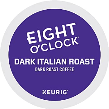 Eight O'Clock Coffee Italian Dark Roast K Cup
