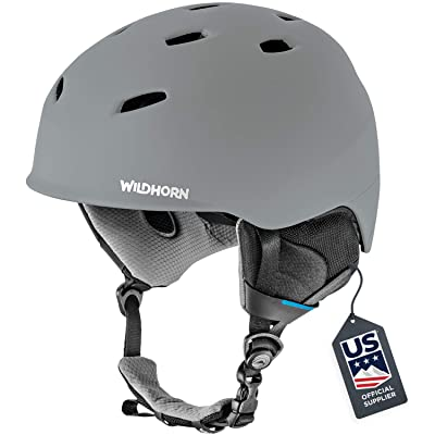 Wildhorn Drift Snowboard & Ski Helmet