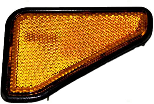 Drivers Park Signal Side Marker Light Lamp Lens Replacement for Chevrolet Pickup Truck SUV 15199558 AutoAndArt