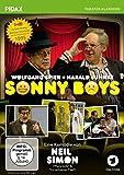 Sonny Boys / Kultkomödie mit Harald Juhnke und Wolfgang Spier (Pidax Theater-Klassiker)