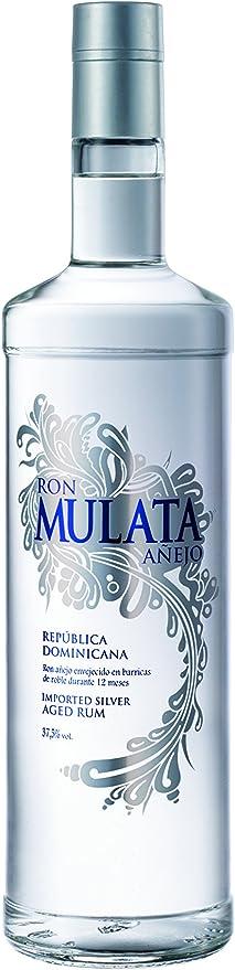 RON MULATA AÑEJO BLANCO 1L: Amazon.es: Alimentación y bebidas