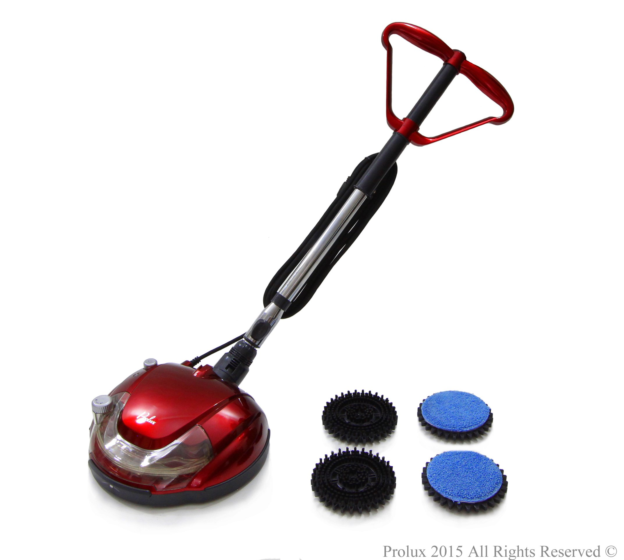 Prolux Hard Floor Cleaner Polisher Buffer Hardwood Grout Tile Scrubber Waxer Floor Mop by Prolux (Image #6)