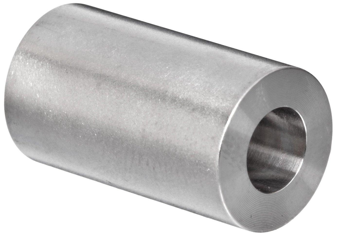 Parker Weld-Lok 8-4 TRW-SS Stainless Steel 316 Socket Weld Tube Fitting, Reducer, 1/2'' x 1/4'' Tube OD, 0.19'' Bore
