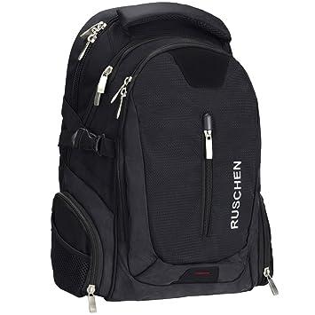 223abd9d23705 Ruschen Rucksack Herren mit ergonomischem Design  Amazon.de ...