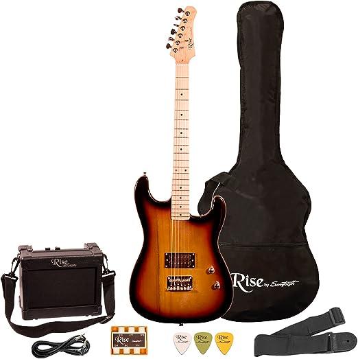 Beginner Electric Guitar Kit