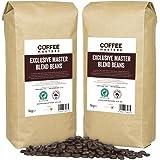 Coffee Masters Mezcla Exclusiva de Granos de Café Espresso 100% Arábigo (4x1kg)