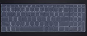 "Keyboard Cover Skins Compatible with Lenovo Yoga C940 C930 920 13.9"" & Lenovo Flex 14 14"" & Yoga 730 720 720S 13.3"" & Yoga 720 12.5"" & 14"" Yoga C740 & Ideapad 720s 13"" 14""(Clear)"