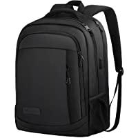 Monsdle Travel Laptop Backpack Anti Theft Water Resistant Backpacks School Computer Bookbag with USB Charging Port for…