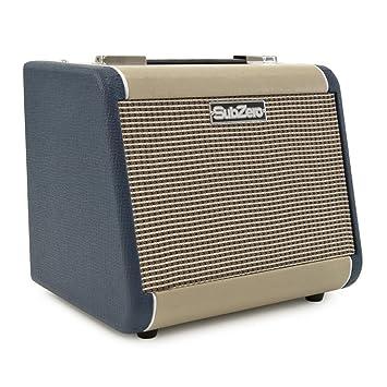 Amplificador de Guitarra Acústica Subzero de 60W