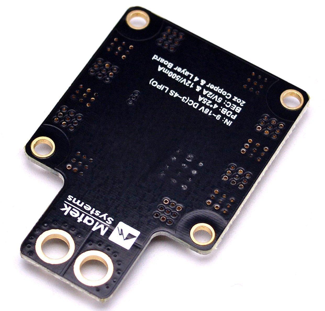 36mm * 36mm Version 3.1 Matek PDB Mini Power Distribution Board 5V ...