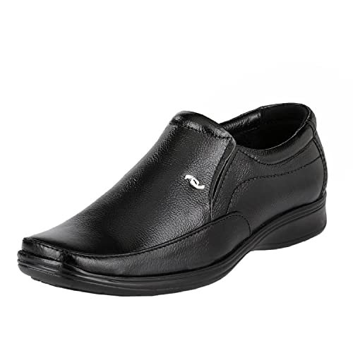 Leather Formal Slip-on Shoes