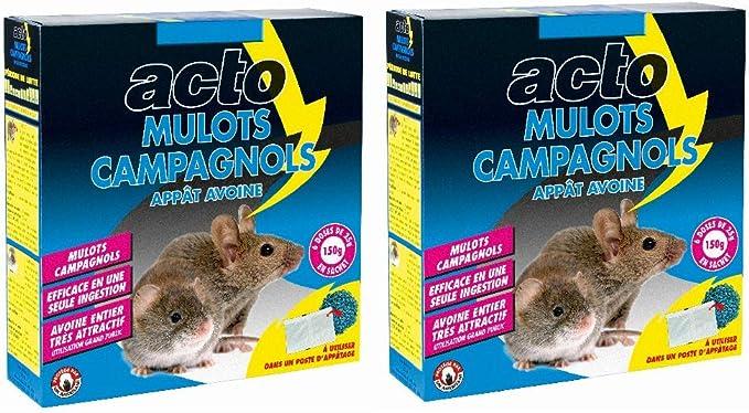 Voir Photo ACTO MULOT2 Raticides /& Anti nuisibles