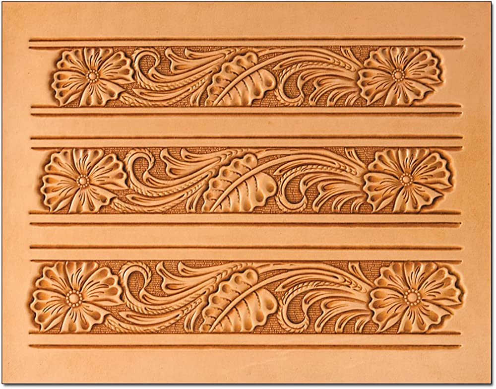 Tandy Leather Floral Belts Craftaid� #2 76623-00