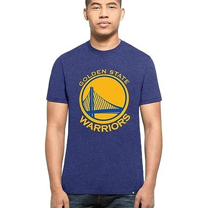 47 NBA Golden State Warriors Club T-Shirt X Large: Amazon.es ...