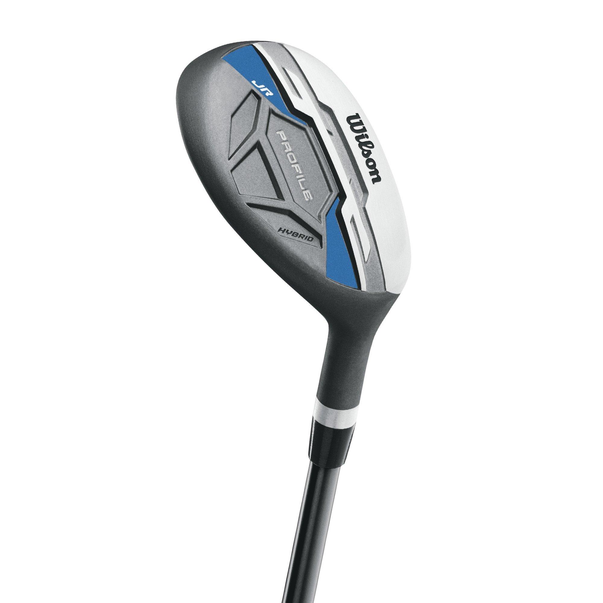 Wilson Unisex Profile Kid's Golf Set Large Left Hand, Blue (Ages 11-14) by Wilson (Image #3)