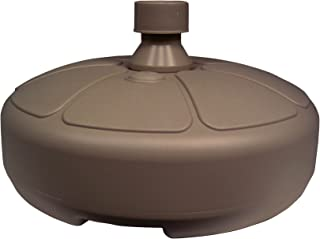 product image for Adams Manufacturing 8129-60-3750 Umbrella Base, 15 Inch, Earth Brown