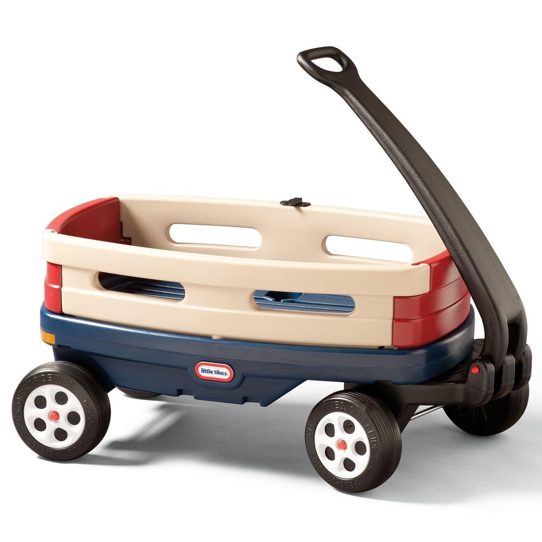 Amazon.com: Little Tikes Junior Explorer Wagon: Toys & Games