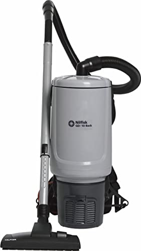 Nilfisk Advance Backpack Vacuum Backuum 01796934 HEPA