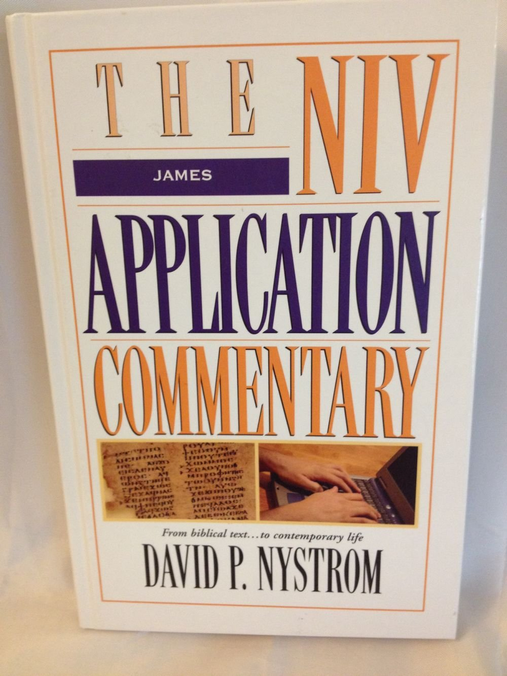 Download JAMES (NIV Application Commentary) From Biblical Text to Contemporary Life pdf