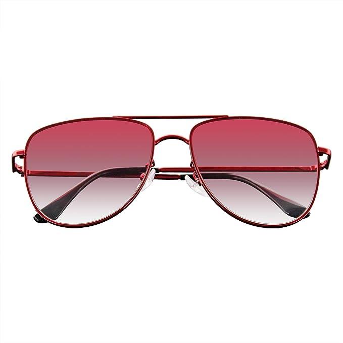 Emblem Eyewear - Gafas de sol para hombre de color retro ...