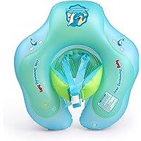 Eastdall Anel de Natação do bebê Flutuador Inflável Infantil Flutuante Anel de Cintura Infantil Verão Círculo de Natação…