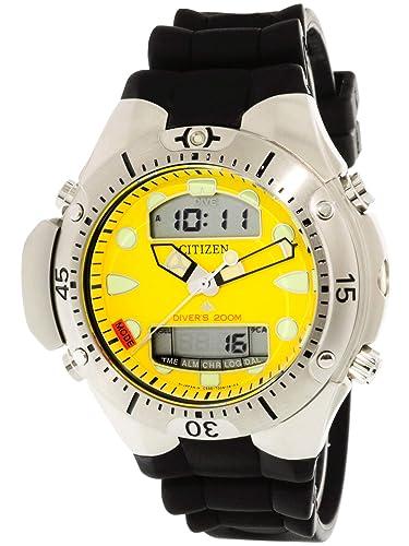 Citizen Reloj profondimetro Promaster aqualand, II jp1060 - 01 X: Amazon.es: Relojes
