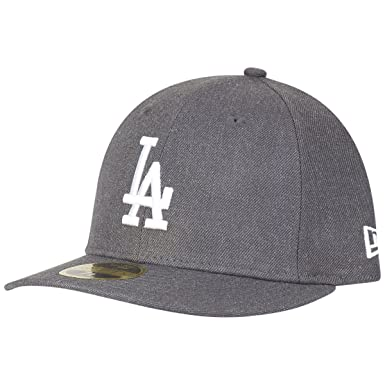 9595eacf ... discount code for new era 59fifty low profile cap la dodgers heather  grey 7 3cc22 2bacc