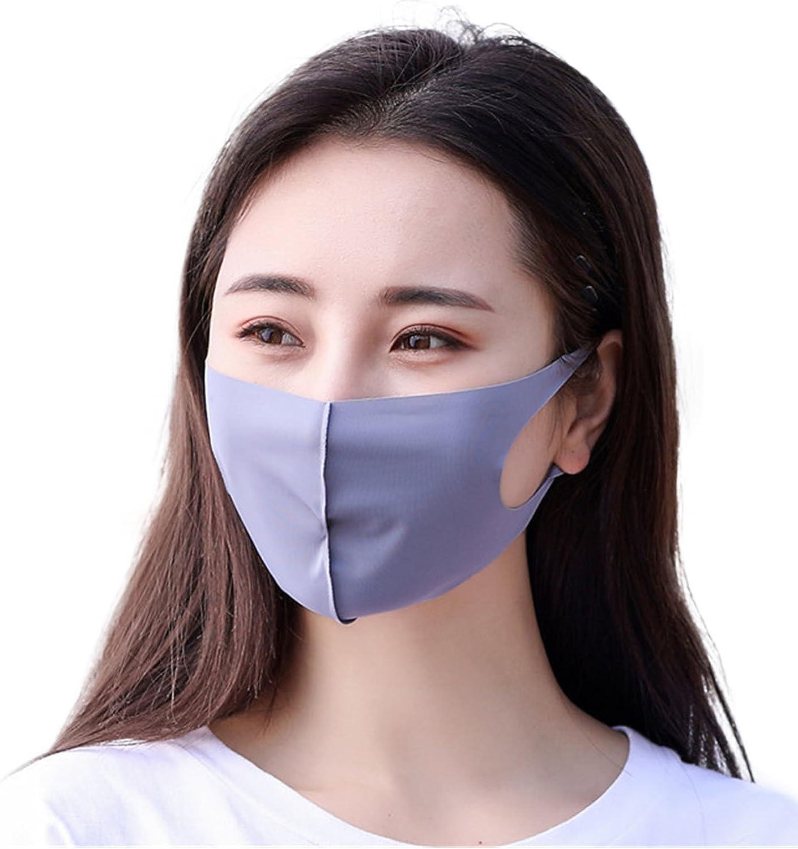 Fascigirl Máscara De La Boca Máscara De Protección Solar Mascarilla Antipolvo Para La Cara Lavable Unisex Máscara De La Boca